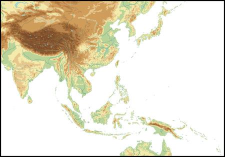 south east asia: Sostituzione del Sud-Est Asia