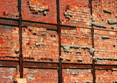 grungy: grungy wall. Stock Photo