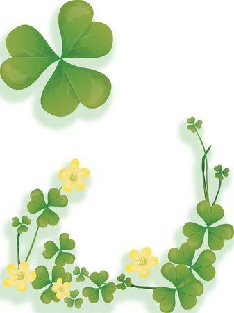 Irish Illustration. Stock Illustration - 4463235