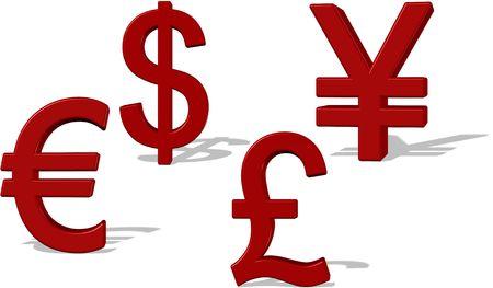 Money symbol. photo