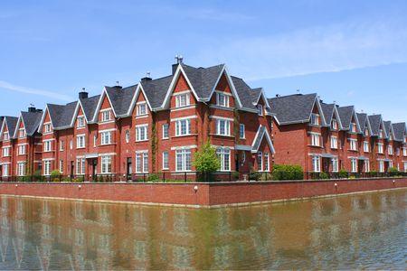 Prestigious condominium.  Stock Photo - 4914880