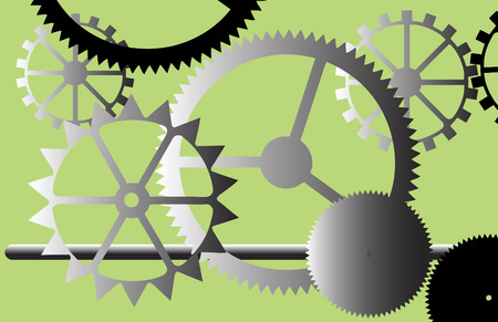 titanium: Wheel. Illustration