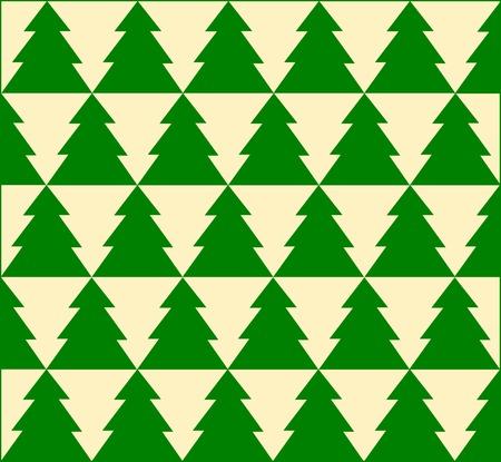 Christmas Pattern. Vector