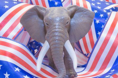 republican: Mascota republicana.
