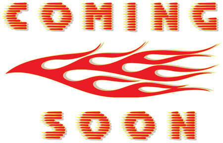 flame: Coming soon and flame