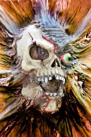 gargouille:  Damnation en enfer.