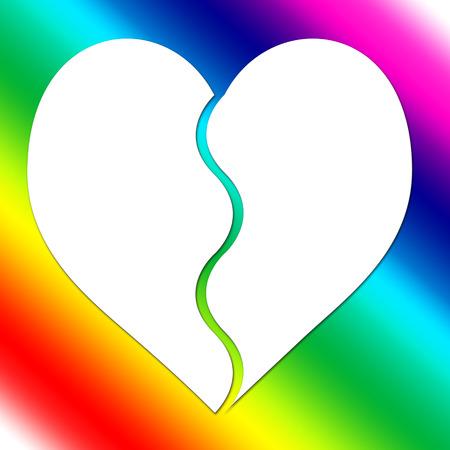 friend nobody: gay Love Stock Photo