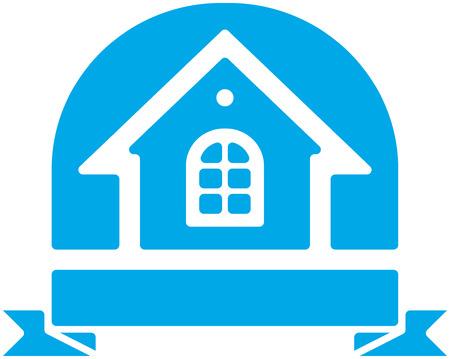 Small House Vector Icon Stock Vector - 4960688