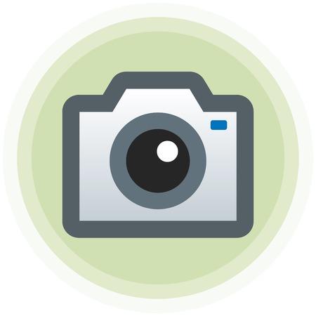 photo camera: Foto fotocamera