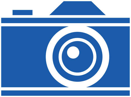 photography logo: Photographic camera