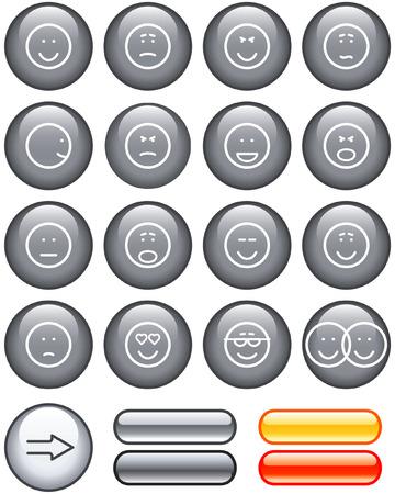 userpic: Icon Set- Smileys (Vector)