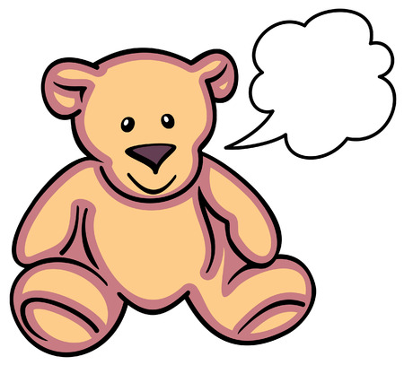 Teddy Bear - Vector Illustration Stock Vector - 4961367
