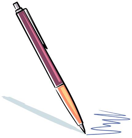 essay: Ghostwriter (Vector)
