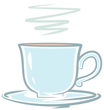 Cup of Coffee (Vector) Vector