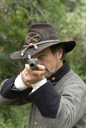 reb: escenas de un reenactment de la guerra civil