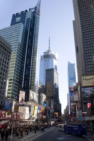 times square: Times square - New York