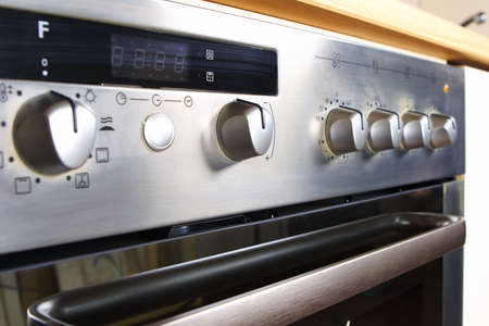 Luxury comfort cooker in a modern kitchen.