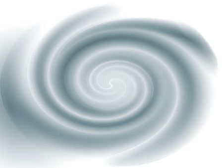 abstract twirl