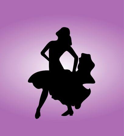 flamenco dancer: Flamenco dancer