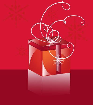 Surprise gift Stock Photo - 1779413
