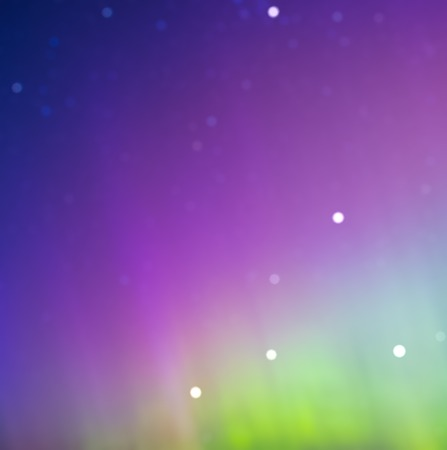 auroral: Colourful abstract background