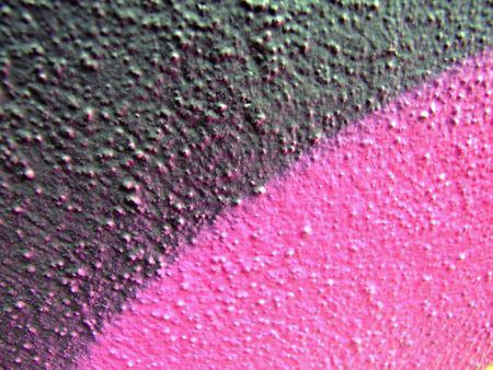 rosa negra: Graffiti detalle - de color rosa y negro swipes
