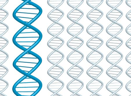 DNA background ideal for a presentation or web page photo