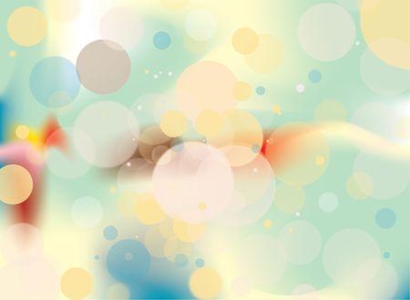 gaze: subtle tones ideal as a background or wallpaper Stock Photo