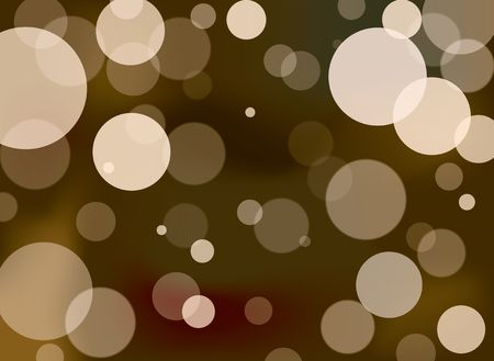 Illustrated blurred light in brown and fawn ideal as a background