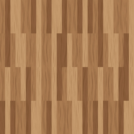 wooded: Abstract wooded tile with a plank design in brown