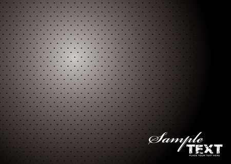 Silver and black metallic background with copy space Stock Vector - 3387076