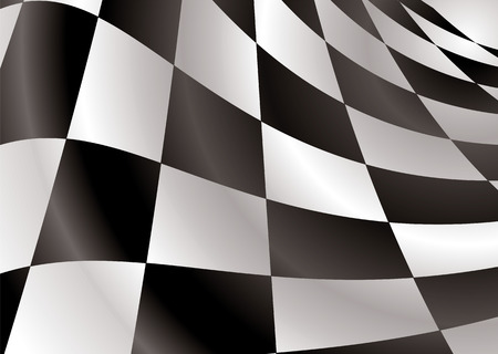 finishing checkered flag: Finishing checkered flag style background with abstract squares
