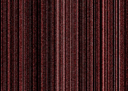 Illustrated matrix concept background image in black and red
