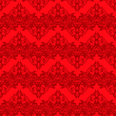 blood red abstract background pattern that seamlessly repeats Vector