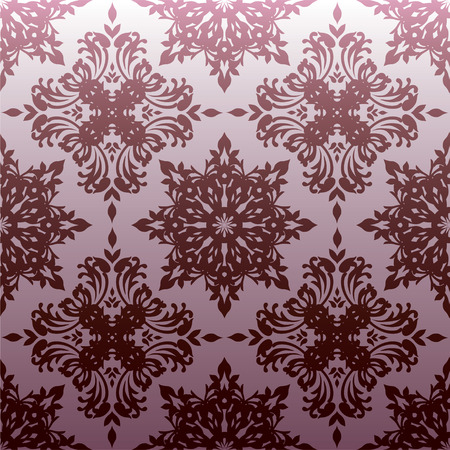abstract wallpaper design in all shades of red and pink Illustration