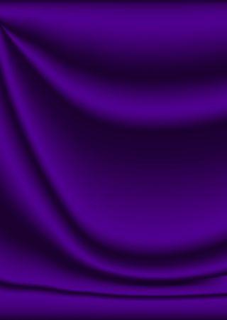 purple silk: material de terciopelo morado en el fondo con pliegues y ondulaciones LANG_EVOIMAGES