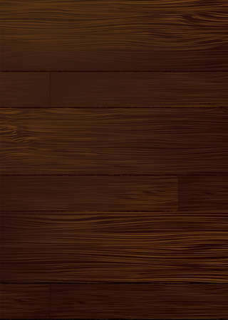 Illustrated dark piece of wood that would make an ideal background Vector