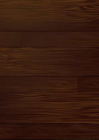 would: Illustrato scuro pezzo di legno che renderebbe uno sfondo ideale