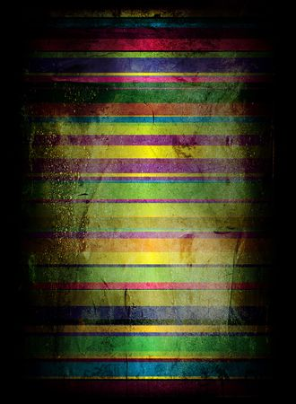 grunge rainbow background with room to add your own copy Stock Photo - 3804318