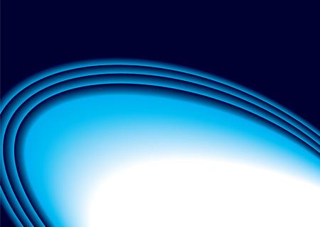 ridges: blue background with beveled ridges and copy space Illustration