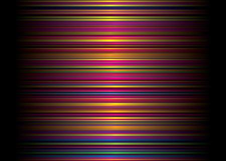 vibrant colours: Warm Neon striped background with bright vibrant colours