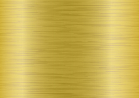 golden metal background that would make an ideal backdrop to a presentation Ilustrace