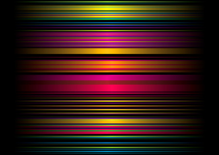 rainbow colored background with stripe effect and gradient Stock Vector - 5075902