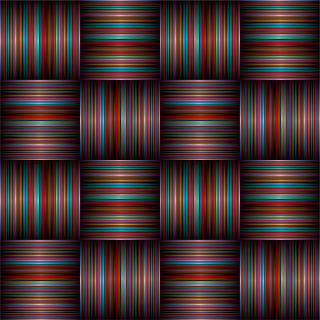 subtle background: Striped subtle background with weave effect and shadow
