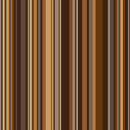 Abstract brown background with stripes and various widths Vector