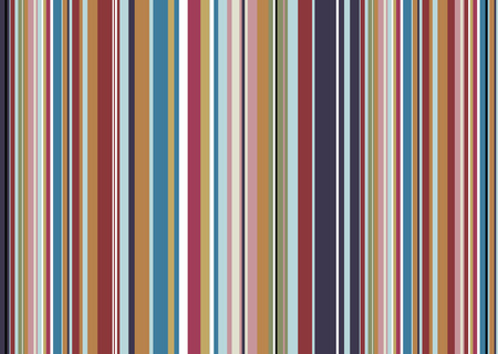 candy vert striped background with a rainbow of colours Vector