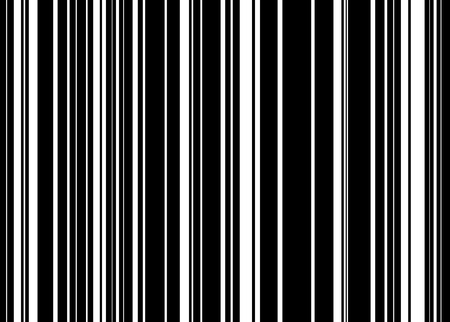 stark: Black and white abstract striped background with barcode effect