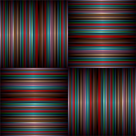 multi coloured: multi coloured abstract striped background with candy colours
