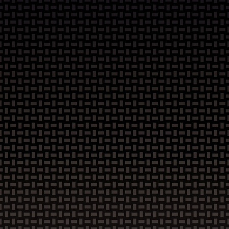 carbon fiber background with cross weave pattern and seamless repeat tile Stock Vector - 6278528