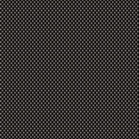 vezels: Zwarte koolstof weven achtergrond met naadloze tegel achtergrond